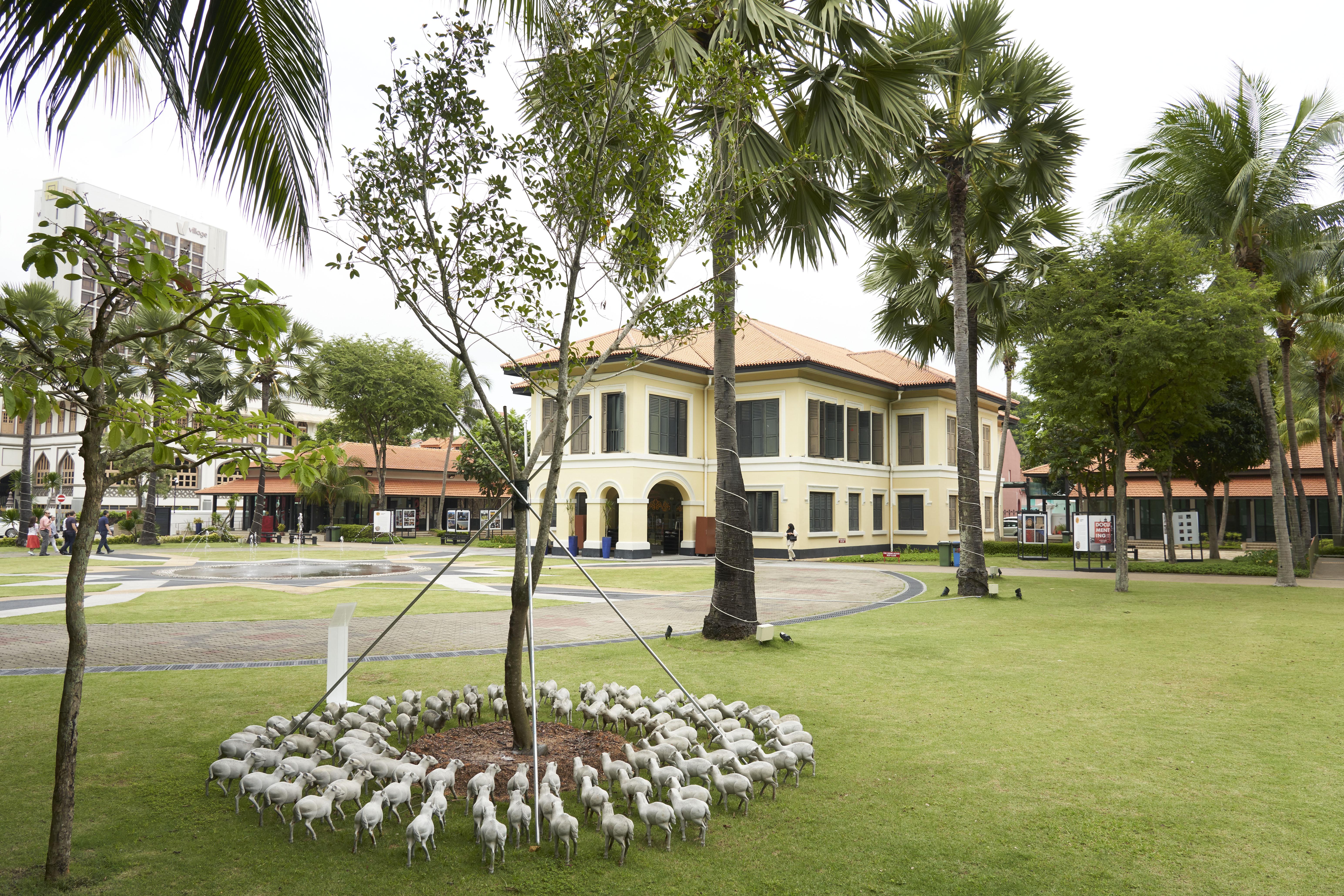 [Installation] Kancil Menghadap Banyan